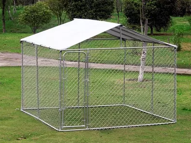 HOT Quality Chain Link Dog Cage Manufacturers