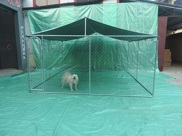 Cheap Outside Used Chain Link Dog Cage